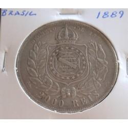 Brasil - 2000 Réis - 1889 -...