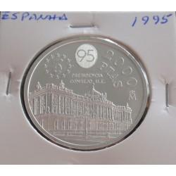 Espanha - 2000 Pesetas -...