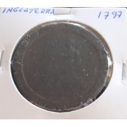 Inglaterra - 2 Pence - 1797