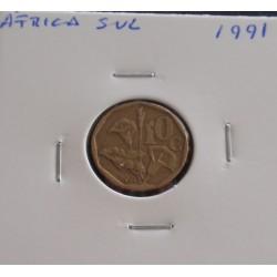 África do Sul - 10 Cents -...
