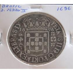Brasil - D. Pedro II - 640...