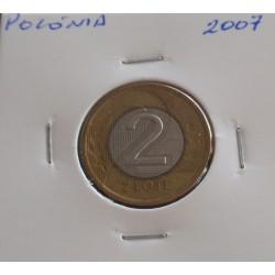 Polónia - 2 Zlote - 2007