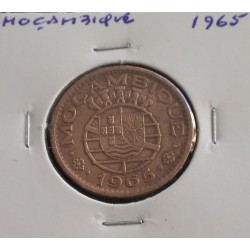 Moçambique - 1 Escudo - 1965