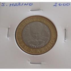 S. Marino - 1000 Lire - 2000