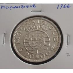 Moçambique - 20 Escudos -...