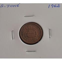 S. Tomé - 10 Centavos - 1962