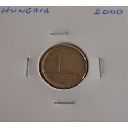 Hungria - 1 Forint - 2000