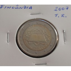 Finlândia - 2 Euro - 2007 -...