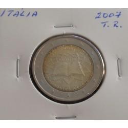 Itália - 2 Euro - 2007 - T....