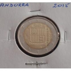 Andorra - 2 Euro - 2015