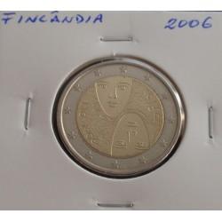 Finlândia - 2 Euro - 2006 -...