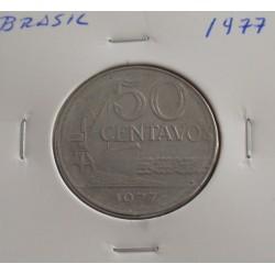 Brasil - 50 Centavos - 1977