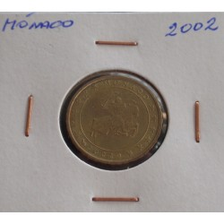 Mónaco - 10 Centimos - 2002