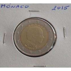 Mónaco - 2 Euro - 2015
