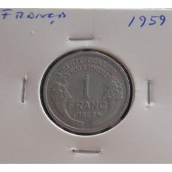 França - 1 Franc - 1959