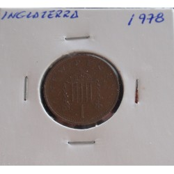 Inglaterra - 1 New Penny -...