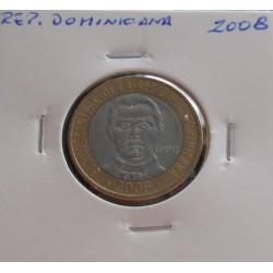 Rep. Dominicana - 5 Pesos -...
