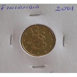 Finlândia - 10 Centimos - 2001