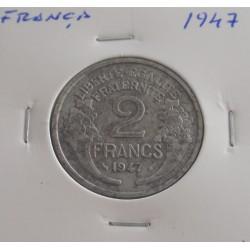 França - 2 Francs - 1947