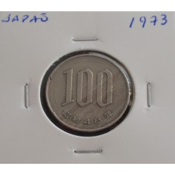 Japão - 100 Yen - 1973