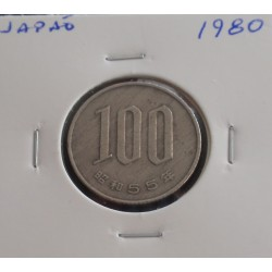 Japão - 100 Yen - 1980