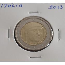 Itália - 2 Euro - 2013 -...