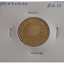 Portugal - 20 Centimos - 2011