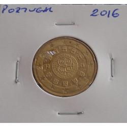Portugal - 20 Centimos - 2016