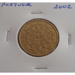 Portugal - 50 Centimos - 2002