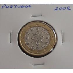 Portugal - 1 Euro - 2002