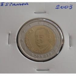Espanha - 2 Euro - 2003