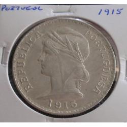Portugal - 1 Escudo - 1915...