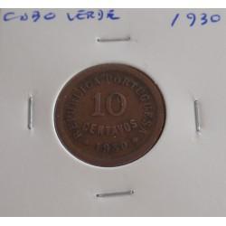 Cabo Verde - 10 Centavos -...
