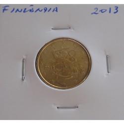 Finlândia - 10 Centimos - 2013