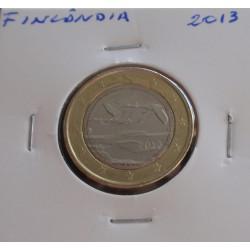 Finlândia - 1 Euro - 2013