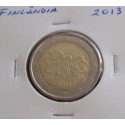 Finlândia - 2 Euro - 2013