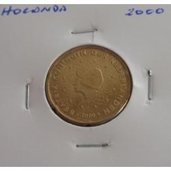Holanda - 20 Centimos - 2000