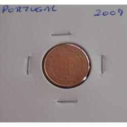 Portugal - 1 Centimo - 2009