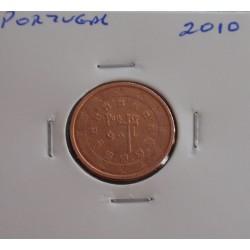 Portugal - 2 Centimos - 2010