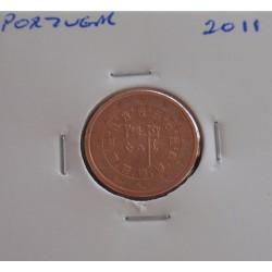 Portugal - 2 Centimos - 2011