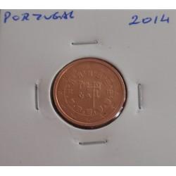 Portugal - 2 Centimos - 2014