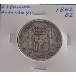 Espanha - Alfonso XII - 2...