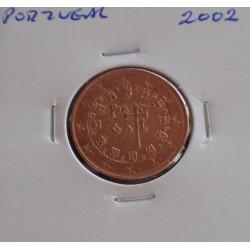 Portugal - 5 Centimos - 2002