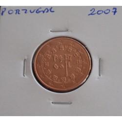 Portugal - 5 Centimos - 2007