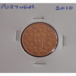 Portugal - 5 Centimos - 2010