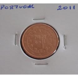 Portugal - 5 Centimos - 2011