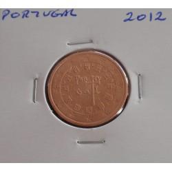 Portugal - 5 Centimos - 2012