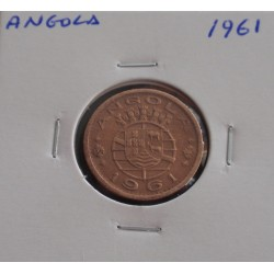 Angola - 50 Centavos - 1957