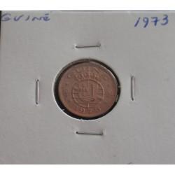 Guiné - 20 Centavos - 1973