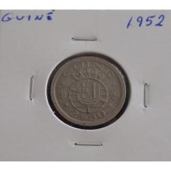 Guiné - 2,50 Escudos - 1952